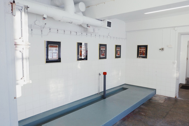 Stèphane Rossen näyttely Pesula Galleriassa tammikuussa 2019, kuva: Sipoon taiteiljat ry