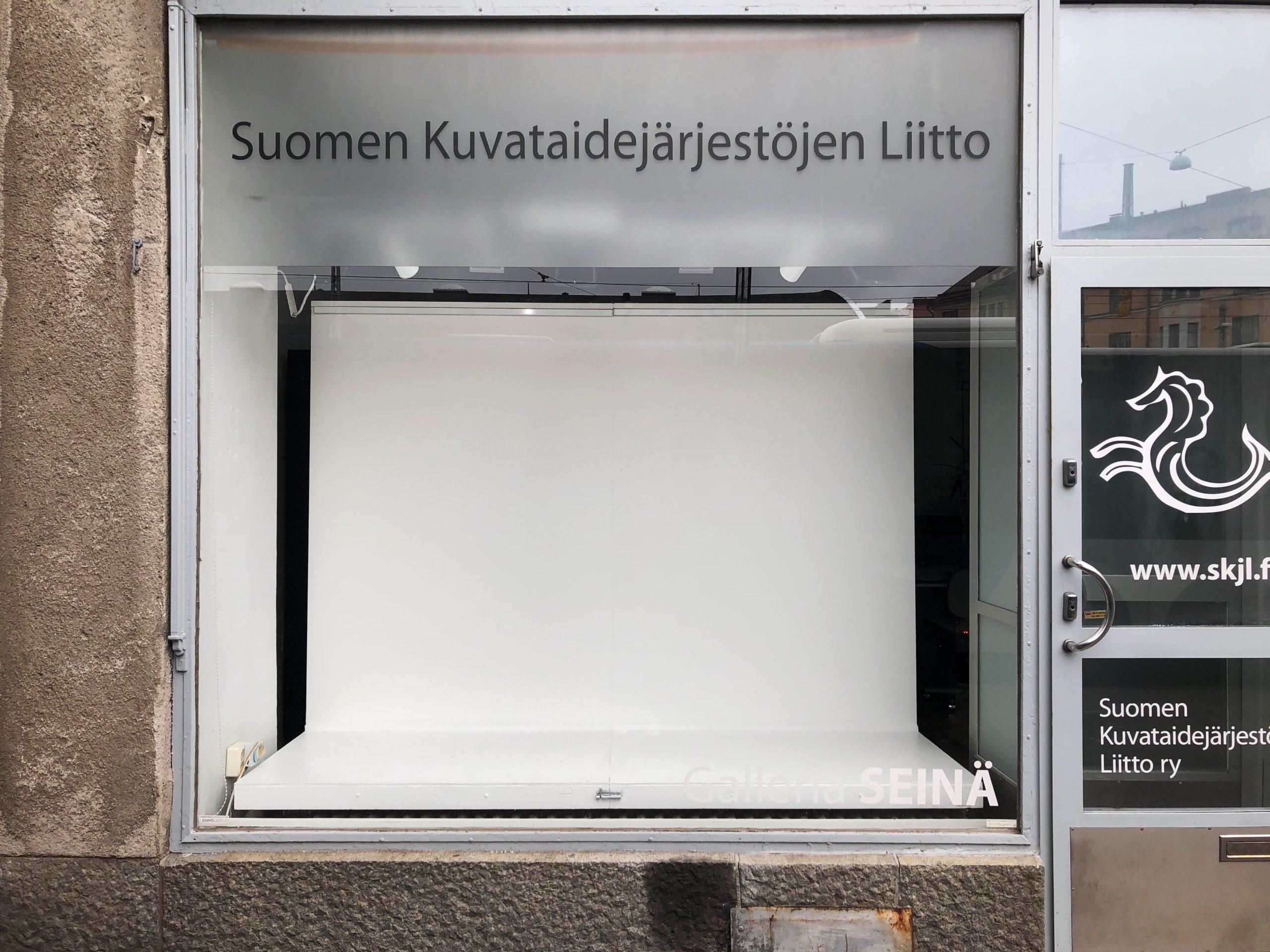 Galleria SEINÄ ikkunagalleria
